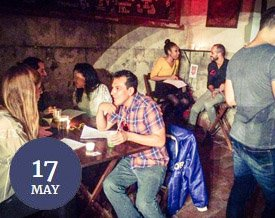 Brazilian Speed Dating Event at Pura Vida Hostel