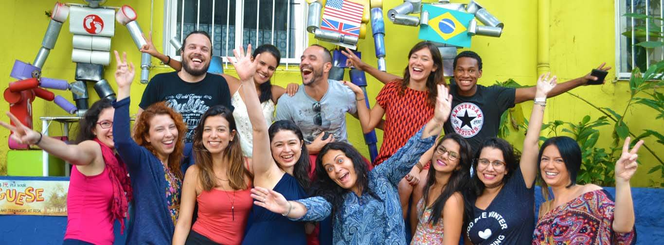 Language school brazil